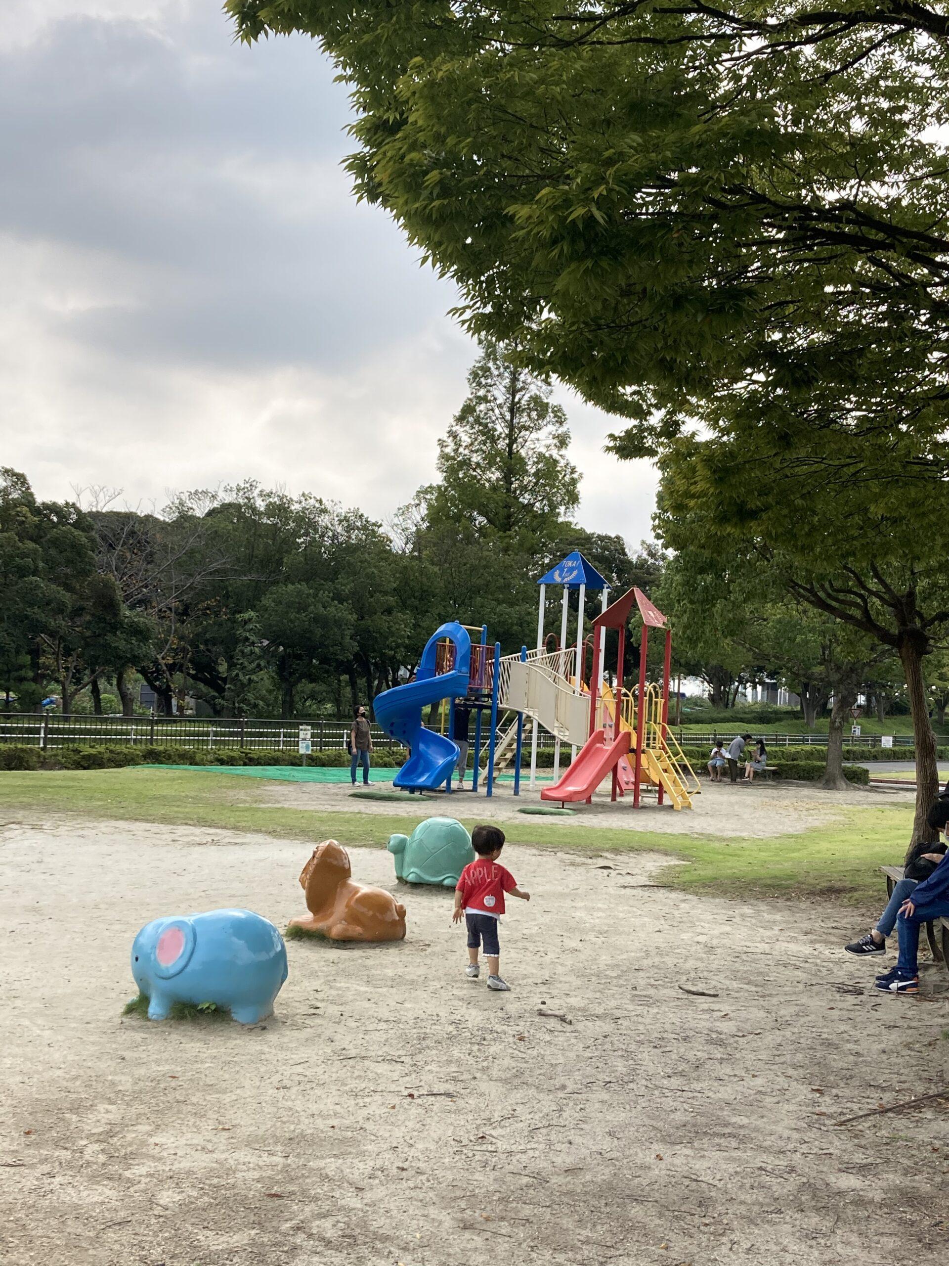 平地公園遊具